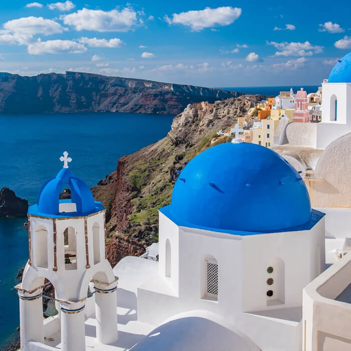 Winery with wine tasting, Oia, Fira