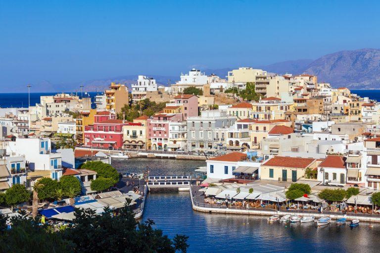Ag. Nicolaos city tour, Elounda & Spinalonga island