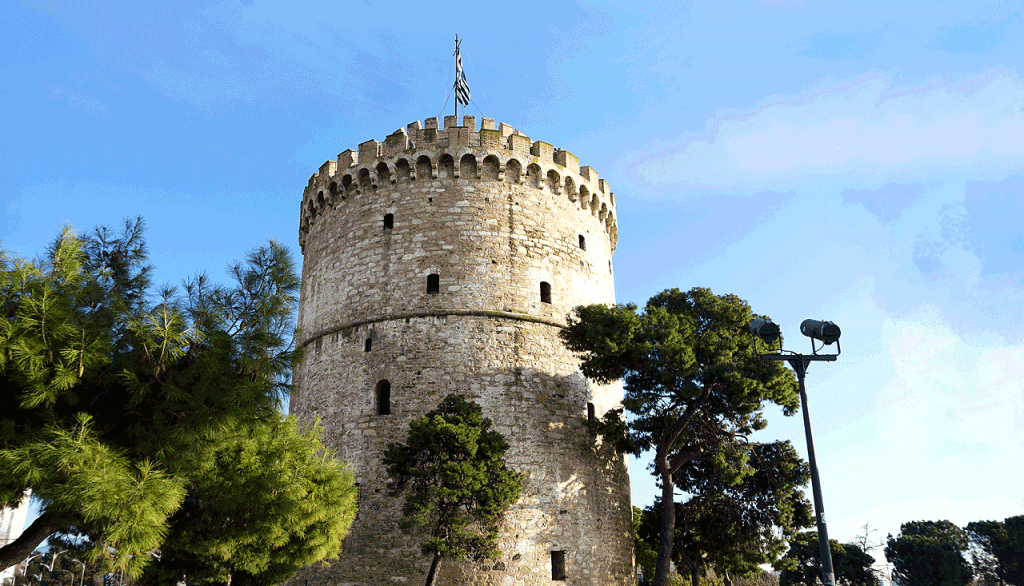 City tour, Archaeological museum, White tower & St. Dimitrios church